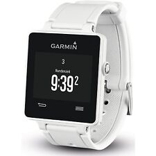 Garmin VivoActive GPS-Enabled Active Fitness iPhone/Android Smartwatch - White