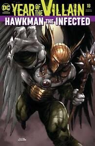 Hawkman-14-18-Main-amp-Variant-Issues-DC-Comics-2019-NM