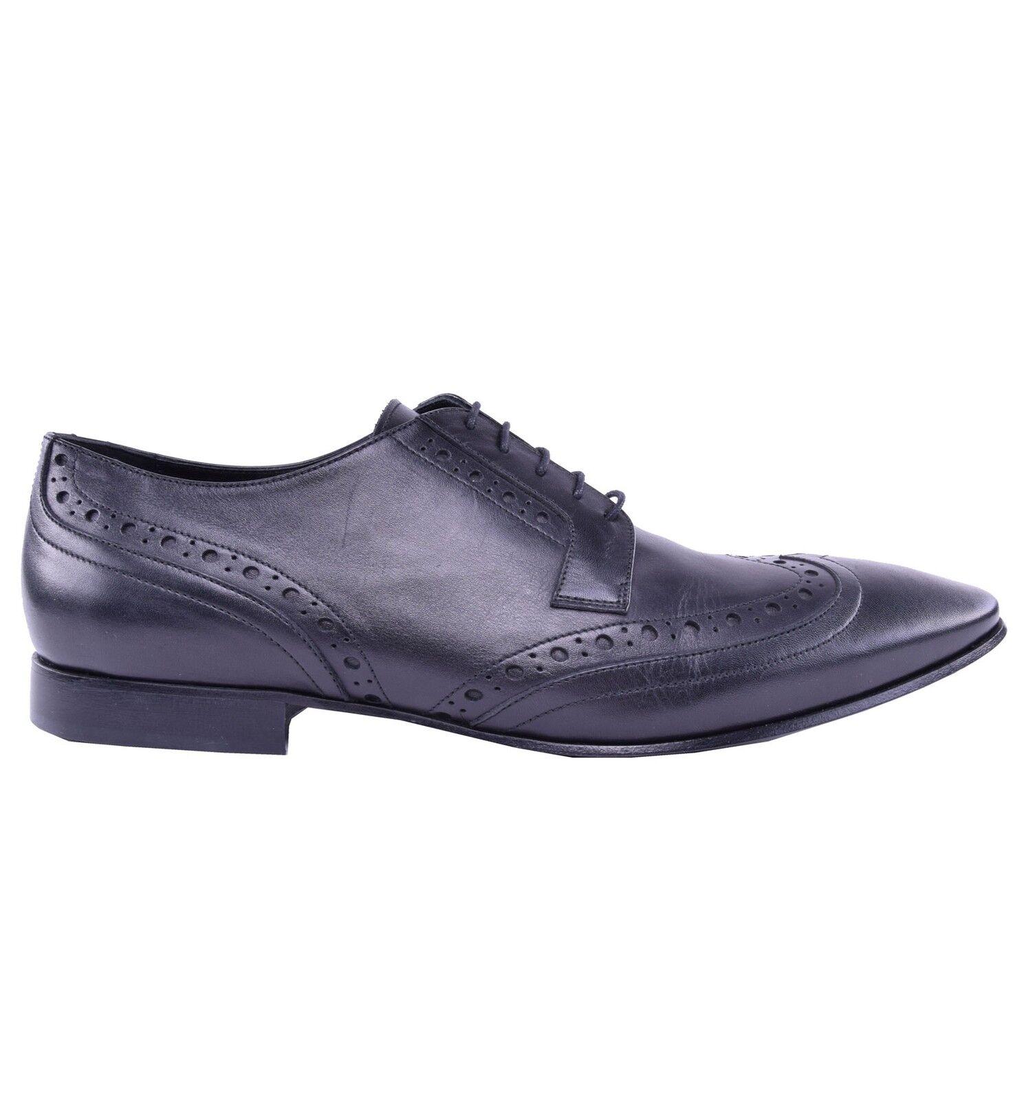 John scarpe Galliano Business Scarpe nere scarpe John nero 03969 0e4fa3