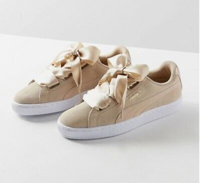 online store ea145 9321e 364083-01 WOMEN SUEDE HEART SAFARI WN'S PUMA SAFARI | eBay