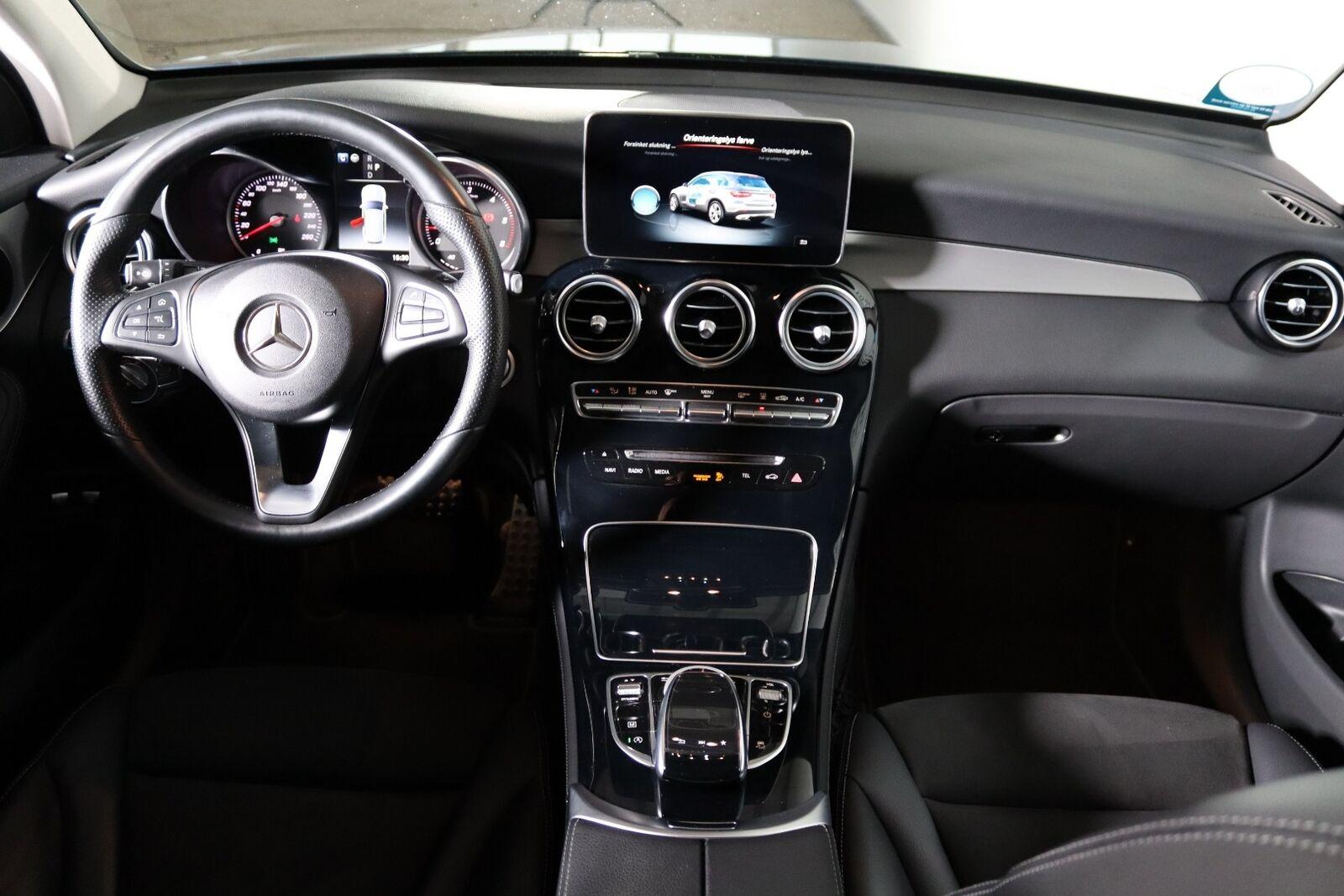 Mercedes GLC350 d 3,0 AMG Line aut. 4-M - billede 8