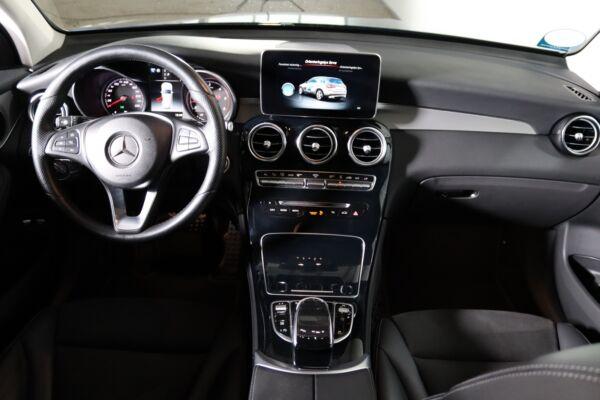 Mercedes GLC350 d 3,0 AMG Line aut. 4-M billede 8