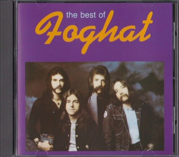FOGHAT / THE BEST OF FOGHAT * NEW CD 1990 * NEU *