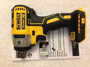 """New Dewalt DCF890B 3/8"""" 20 Volt 20V Max XR Brushless Impact Wrench Cordless"""