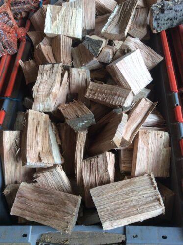 Oak Chunks,wood Smoking Chunks,25 Lbs,12 Kg,smoking Wood,free Delivery