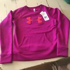 NEW NWT AUTHENTIC UNDER ARMOUR COLD GEAR SWEATSHIRT SMALL