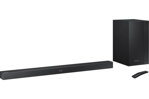 HW-M360//ZA Samsung HWM360 Black 2.1 Channel Sound Bar With Wireless Subwoofer