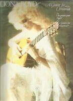 A Guitar For Christmas : Une Guitare Pour Noel/eine Gitarre Fur Weihnachten (198
