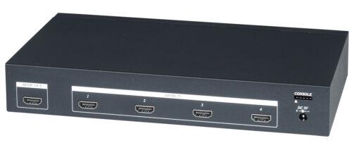 HDMI Video Switcher 4 HDMI Input to 1 HDMI Output HDMI