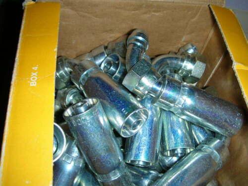 PARKER PARFLEX PARKRIMP METRIC HOSE TUBING FITTING 1C355 1C555 SEALING HEAD NOS!
