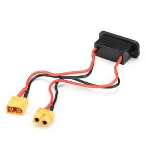 High-Current-LiPo-Battery-Switch-With-Optional-T-Plug-XT60-EC3-Plug