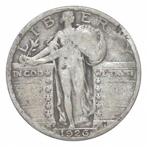 Better-1926-S-US-Standing-Liberty-90-Silver-Quarter-Coin-Set-Break-605