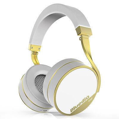 NEW Bluedio Vinyl Plus Bluetooth Stereo Wireless Headsets Headphone 70mm Driver