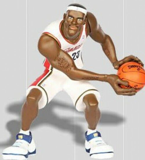 NBA All Star Vinyle  Lebron James Vinyl Figure  mode