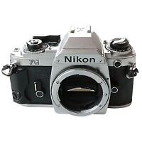 Nikon FG Film Camera