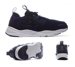 Reebok Furylite - Women's - Running - Shoes - Indigo/Chalk