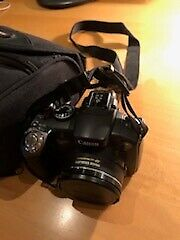 Camera, Canon, Power Shot S5IS