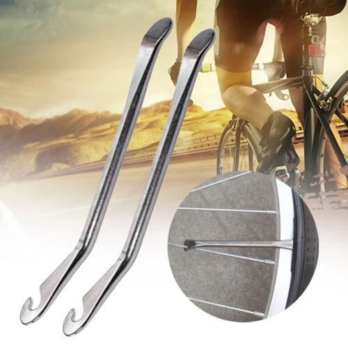 Bike Tire Changer Easy to Use Anti-rust Steel Opening Spoon Tools for Motorcycle