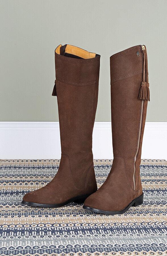 Moretta florenza, botas de peluche.