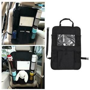 Black-Car-Back-Seat-Organizer-Storage-Bag-Tablet-Phone-Pocket-Holder