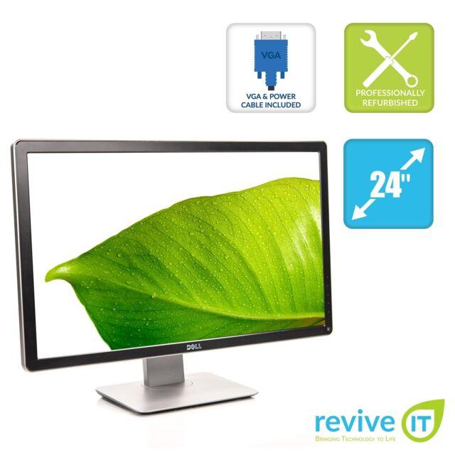 "Dell UltraSharp UP2414Q 24"" Widescreen 3840x2160 IPS Ultra HD Monitor - Grade A"