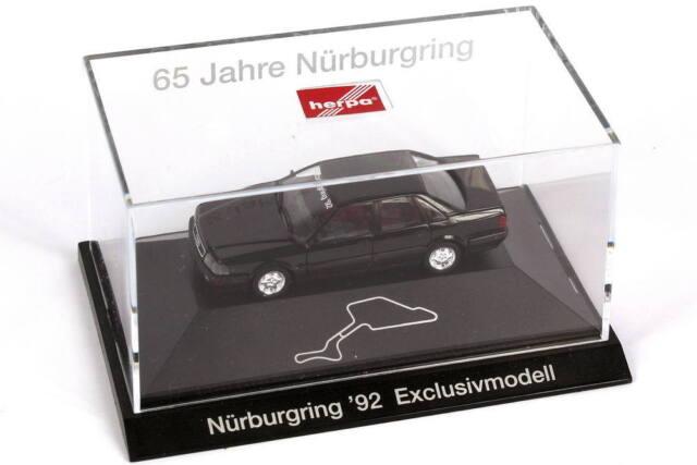 1 87 audi v8 schwarz n rburgring 92 65 jahre n rburgring ohne zertifikat ebay. Black Bedroom Furniture Sets. Home Design Ideas