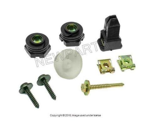 For Mercedes W201 190D 190E Headlight Installation Kit Genuine 201 826 00 00
