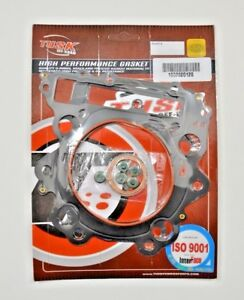 Quality Top End Engine Motor Gasket Kit for 2001-2005 Yamaha YFM 660R 660 Raptor