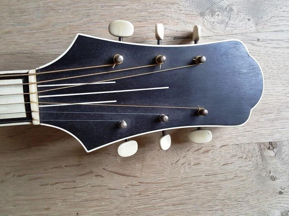 Jazz, andet mærke Johannes Møller Jazz guitar