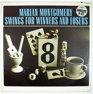 MARIAN-MONTGOMERY-Songs-For-Winner-And-Losers-LP-1963-VOCAL-JAZZ-NM-NM