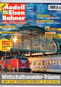 Aimable Modèle Fer Bahner Magazine-afficher Le Titre D'origine Garantie 100%