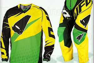 COMPLETO-UFO-MADE-IN-ITALY-VERDE-TAGLIA-52-E-XL-JERSEY-CROSS-ENDURO