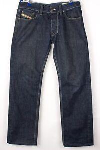 Diesel Hommes Larkee Jeans Jambe Droite Taille W30 L30 BCZ136