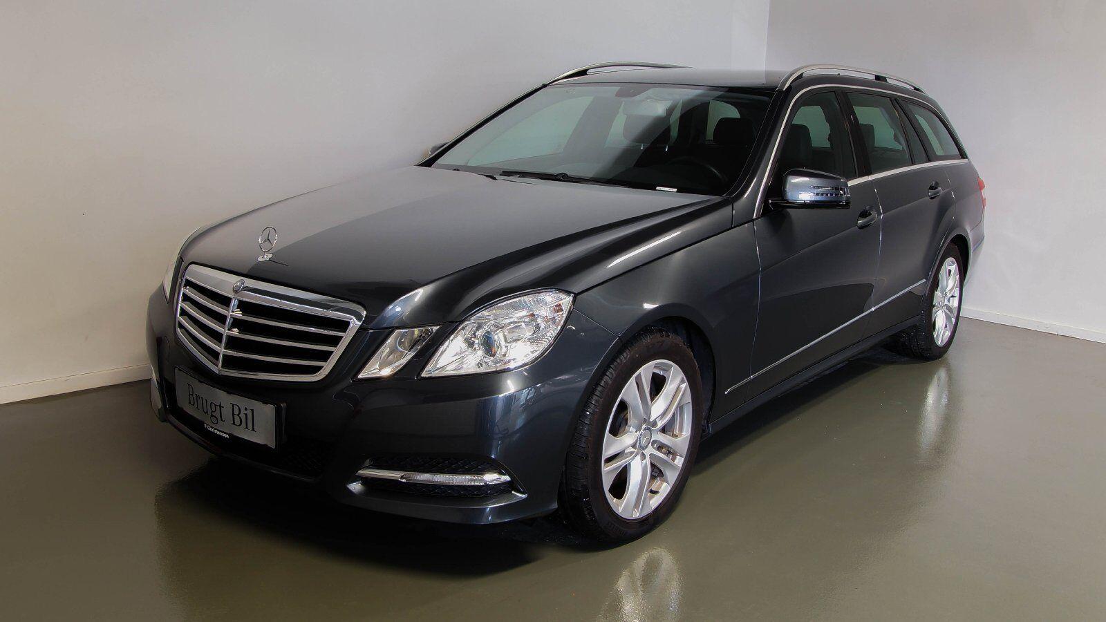 Mercedes E300 2,2 BlueTEC Hybrid stc. aut. 5d - 399.800 kr.
