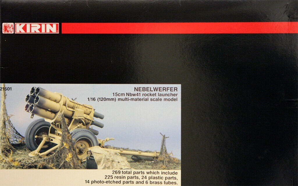 l'ultimo Nebelwerfer Kirin 1 16 Scale Scale Scale  Spedizione gratuita al 100%