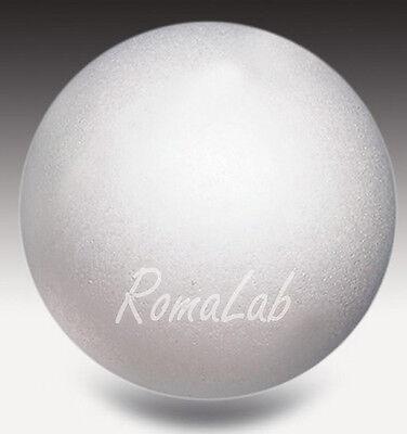 1 palla apribile in polistirolo da decorare Natale 15 cm X patchwork decoupage