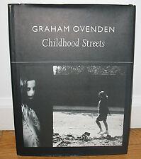 SIGNED Graham Ovenden Childhood Streets London 1950 1960 Photographs 1st HC DJ