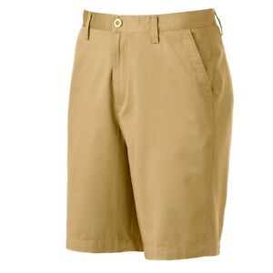1a56468bfb New Men's 50 Khaki Modern Fit Flat Front Shorts By Apt. 9 +! ...