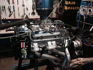 Detalles acerca de Pontiac 400 455 461 488 495 High Perf Turn Key Dyno  Crate Engine Edelbrock heads