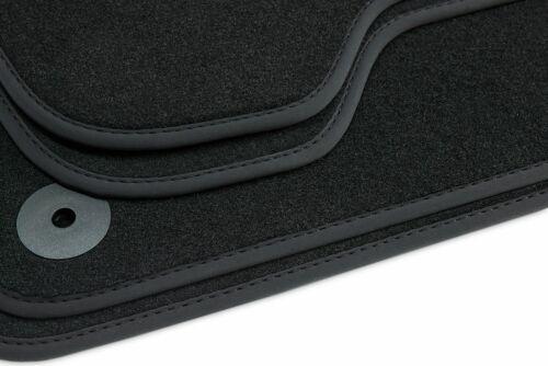 Premium Fußmatten für Audi A5 8F 8T Cabrio Coupe S-Line Quattro Bj 2007-2016