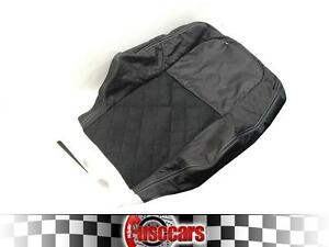 Holden-Genuine-HSV-GTO-Black-Leather-Suede-LH-Front-Seat-Panel-J06-4100876K