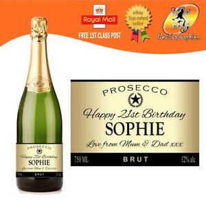 PERSONALISED-PROSECCO-GOLD-BOTTLE-LABEL-BIRTHDAY-WEDDING-ANY-OCCASION-GIFT