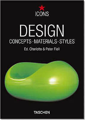Design Handbook: Concepts- Materials- Styles (Icons)-ExLibrary