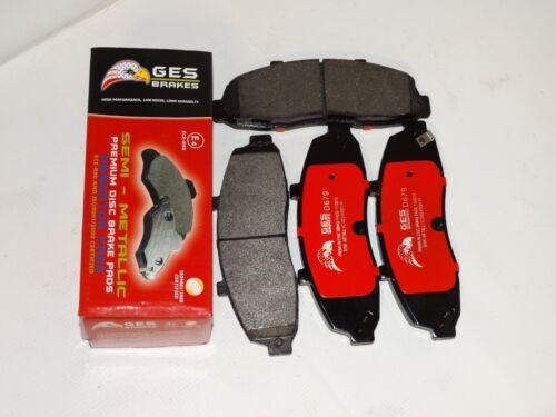 Front Brake Pads For 97-03 F150 2004 F150 Heritage 02 Blackwood D679