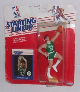 Kevin McHale  BOSTON CELTICS  1988 NBA Starting Lineup basketball figure