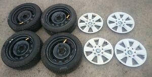 Original-BMW-1er-E81-E82-E87-E88-Winterreifen-Reifen-205-55-16-6770480-B030