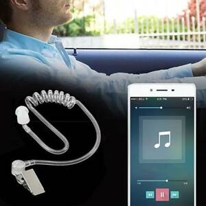 3-5mm-In-Ear-Earphone-Anti-Radiation-Air-Tube-Earpiece-Agent-Headset-Headphone