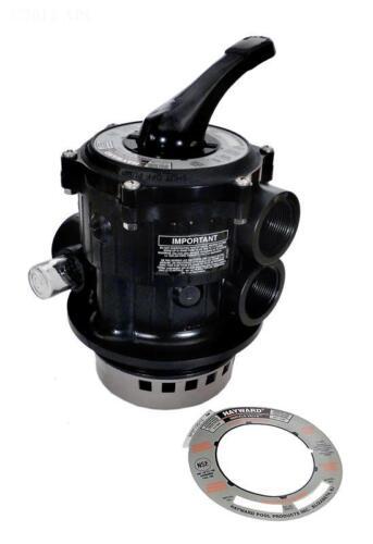 Hayward Pool Products Pro-Series Vari-Flo Top-Mount Control Valve SP07122 SP7122