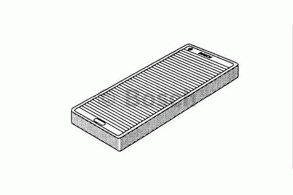 Filtro Aire Habitáculo - Bosch 1 987 432 036