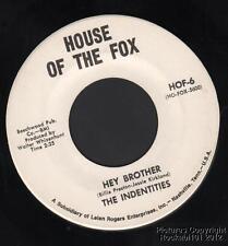 1970 Identities Soul Funk DJ 45 (Hey Brother)